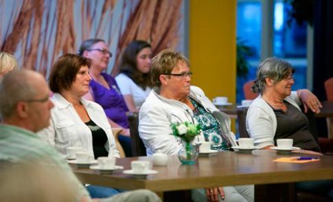 Alzheimer Café over: 'Zingeving en dementie'