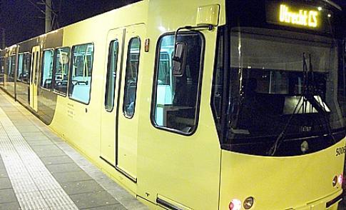 Geen trams tussen Utrecht en Nieuwegein door afgebroken bovenleiding