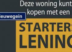 Is Nieuwegein aantrekkelijk voor starters op de woningmarkt?
