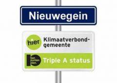 The Climate Miles 1 november door Nieuwegein
