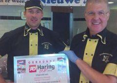 """Haringtest: """"Beste haring van de regio koop je in Nieuwegein"""""""