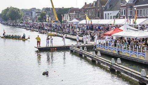 Drakenbootfestival in Jutphaas gaat niet door