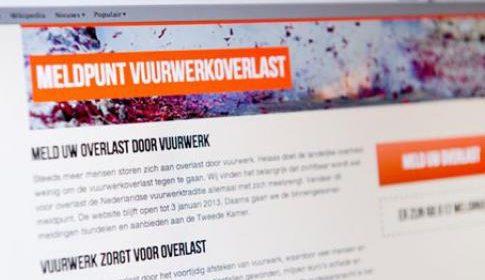 Meldpunt vuurwerkoverlast open voor Nieuwegein