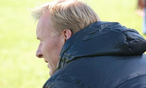 Sportief dagboek: vertrek trainer Geinoord 1