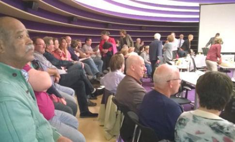 Raadsbijeenkomsten februari 2018