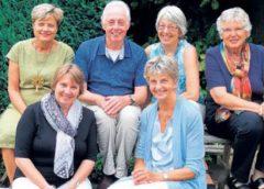Wandelen met Rouwgroep Nieuwegein