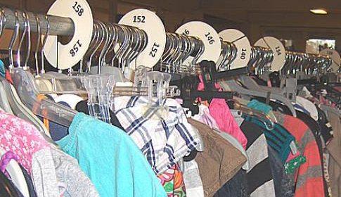 Kinderkledingbeurs 'Geinig voor Weinig'