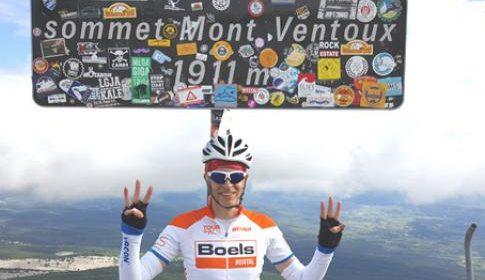 'Welke Nieuwegeiner fietst de Mont Ventoux op'
