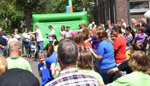 Rotaryclub Nieuwegein organisaart Sport- en Speldag voor kinderen met een beperking