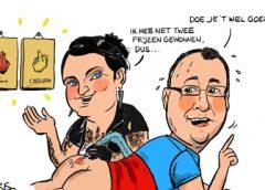 PENTekening: 'Nieuwegeinse in de prijzen'