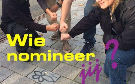 Wie nomineer jij voor het Jongerenlintje De Doorslag?
