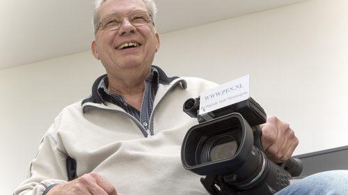 'Wie filmt daar voor de Digitale Stad Nieuwegein'