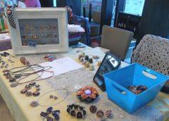 Hobby & Kadomarkt in Buurtplein Doorslag