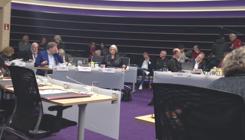 Terugblik op de raadsvergadering van 20 april 2017