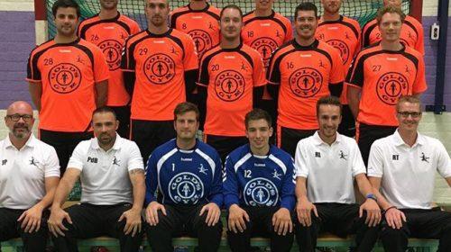 Handballers Nieuwegein winnen ook derde duel nacompetitie