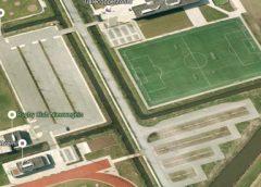 Parkeerplaats sportveld Galecop in trek bij criminelen