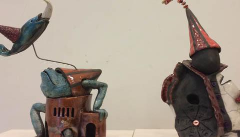 Jeroen Bosch in Keramiek