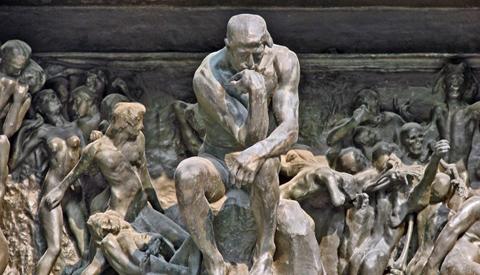 Lezing Auguste Rodin door Grieta Felix