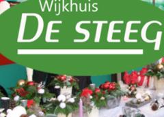 Kerststukjes maken in Wijkhuis de Steeg