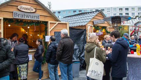 Winters vermaak in City Nieuwegein