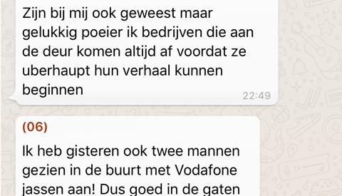 Boeven voorzien het op uw WiFi verbinding in Nieuwegein