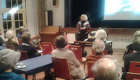 Lezing Laurens Alma Tadema in het KunstGein Podium