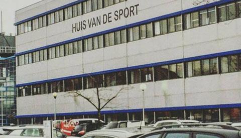 Huis van de Sport sluit in Nieuwegein