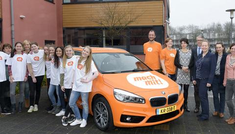 Mach-mit-Mobil viert lustrum in Nieuwegein