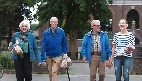 Lezing dementie Ontmoetingscentrum Nieuwegein