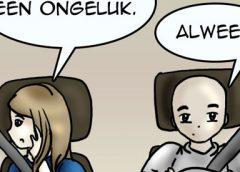 De strip van Kim Houtzager