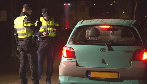 Politie controleert extra op boeven