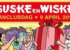 De Fameuze Suske en Wiske Fanclubdag in Nieuwegein