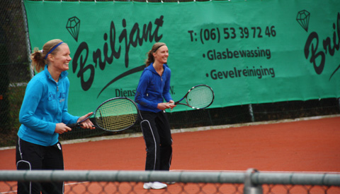 Open Dag bij Tennisvereniging Rijnhuyse
