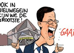 PENTekening: 'VVD in Nieuwegein de grootste'