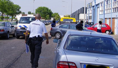 Bedrijven grootschalig gecontroleerd in Nieuwegein