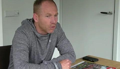 Dick Kooijman nu al weg op Parkhout