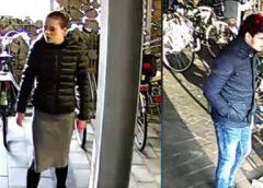 Fietsendieven uit Nieuwegein gezocht, de beelden