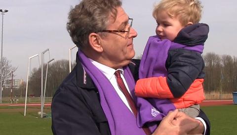 Bezoek Henk Krol van 50Plus aan Nieuwegein enthousiast ontvangen