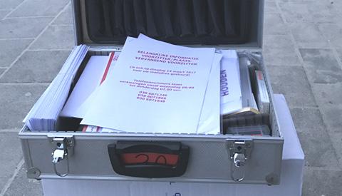 Verkiezingen in Nieuwegein