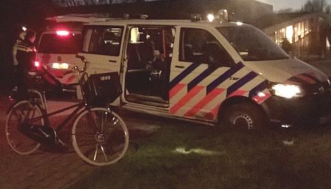 Samenwerking inwoners en politie in oefening levert aanhoudingen op