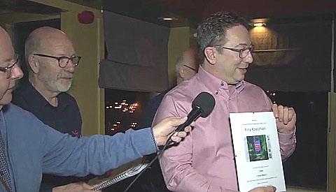 Riny Kooijman wint voor de 3e keer Zevenstar bierbrouw wedstrijd
