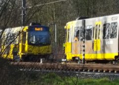 Storing met trams weer opgelost