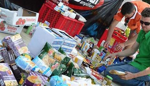 Cars4Charity zamelt voedselpakketten in voor Voedselbank Nieuwegein