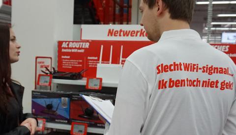 WiFi-WEKEN bij MediaMarkt Nieuwegein