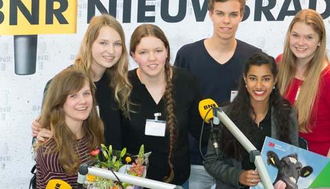 Anna van Rijn College in spannende finale 3M Science Challenge