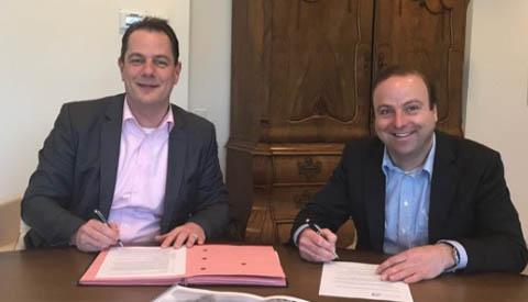 Grondovereenkomst De Parkwachters ondertekend