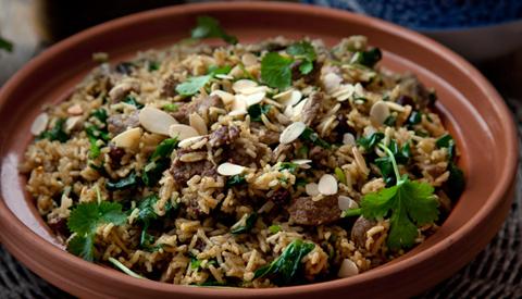Koken met PEN: 'Beef Biryani'
