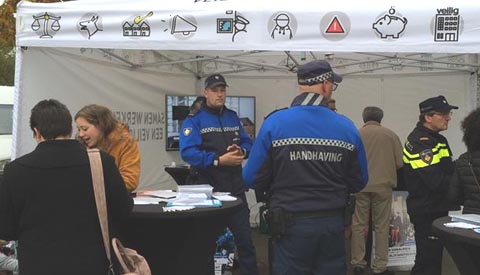 Gemeente werkt aan een veilig Nieuwegein