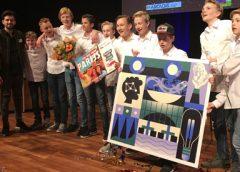 Cals College uit Nieuwegein wint finale Artcadia met Multi-Molen