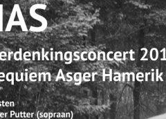 Herdenkingsconcerten 3 en 4 mei 2017